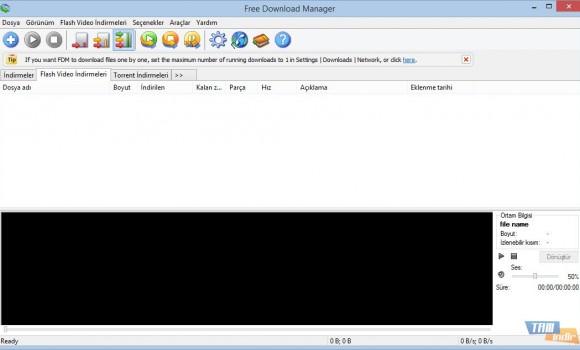 Free Download Manager Ekran Görüntüleri - 4
