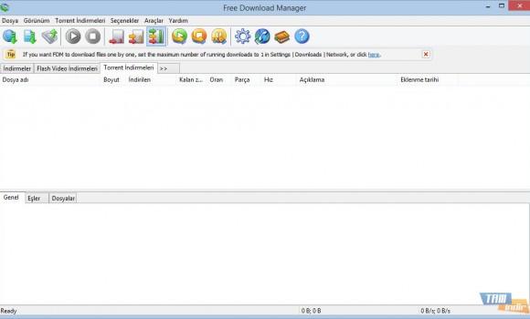 Free Download Manager Ekran Görüntüleri - 3