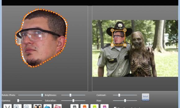 Free Face Off Maker Ekran Görüntüleri - 1