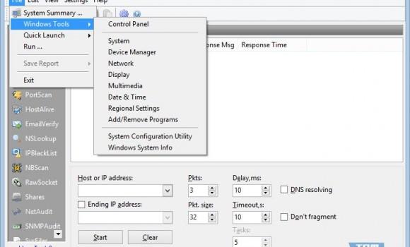 Free IP Tools Ekran Görüntüleri - 2