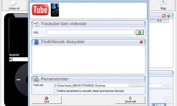 Free iPod Video Converter Ekran Görüntüleri - 1