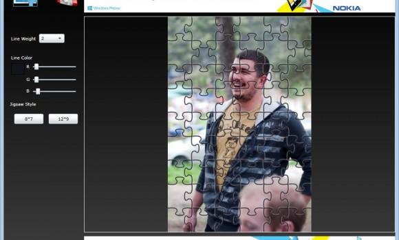 Free Jigsaw Puzzle Maker Ekran Görüntüleri - 2