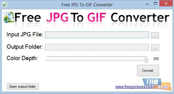 Free JPG To GIF Converter Ekran Görüntüleri - 1
