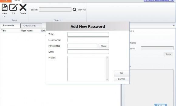 Free Password Manager Ekran Görüntüleri - 2