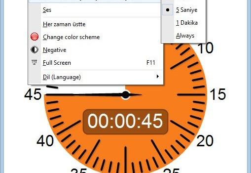Free Timer Ekran Görüntüleri - 5