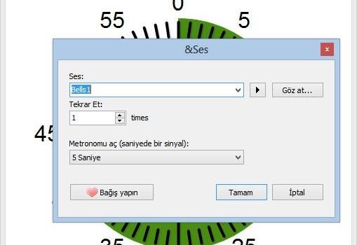 Free Timer Ekran Görüntüleri - 3
