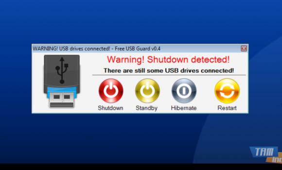 Free USB Guard Ekran Görüntüleri - 1