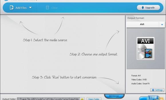 Free Video Converter Factory Ekran Görüntüleri - 3