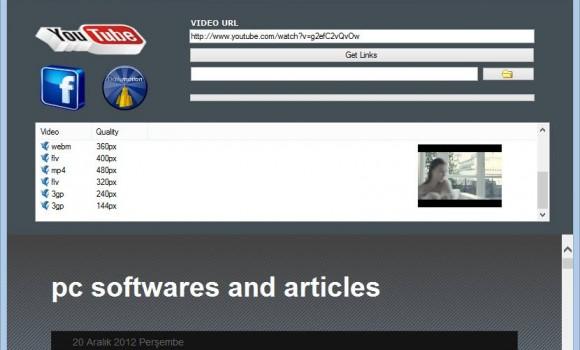 Free Video Downloader Ekran Görüntüleri - 2