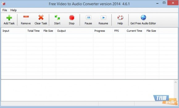 Free Video To Audio Converter Ekran Görüntüleri - 4