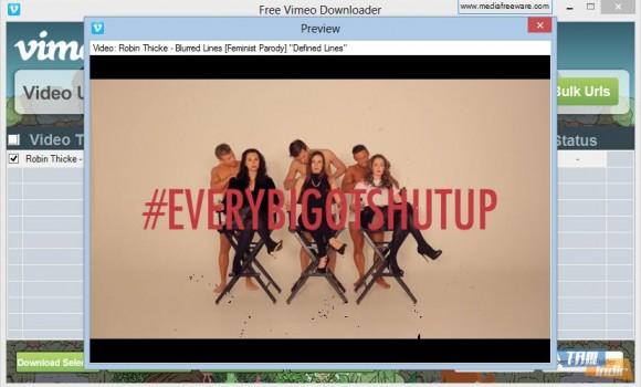 Free Vimeo Downloader Ekran Görüntüleri - 1