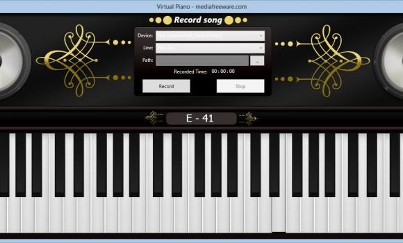 Free Virtual Piano Ekran Görüntüleri - 2