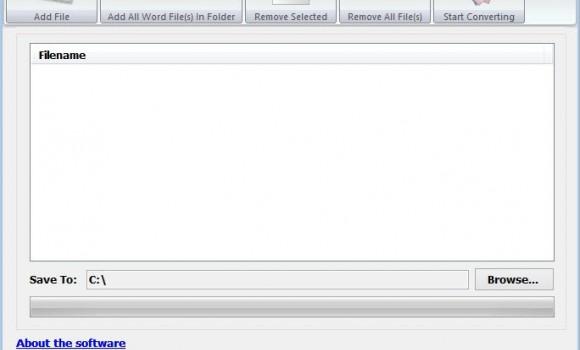 Free Word to PDF Ekran Görüntüleri - 1