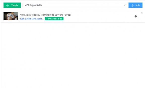 Free YouTube to MP3 Converter Ekran Görüntüleri - 2