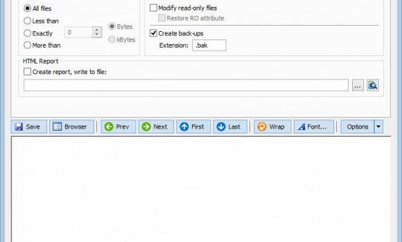 FreeBee Find And Replace Ekran Görüntüleri - 5