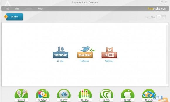 Freemake Audio Converter Ekran Görüntüleri - 4