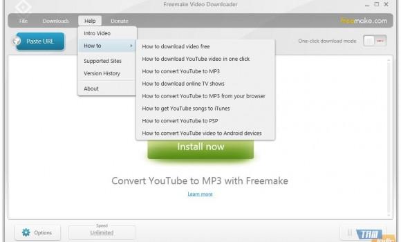 Freemake Video Downloader Ekran Görüntüleri - 5