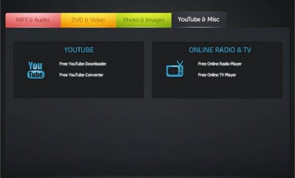 Freemore Audio Video Suite Ekran Görüntüleri - 1