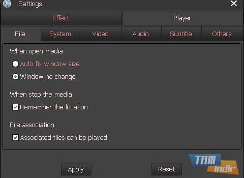 FreeSmith Video Player Ekran Görüntüleri - 2