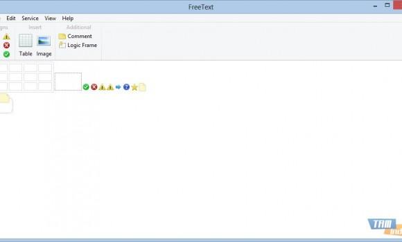 FreeText Ekran Görüntüleri - 1