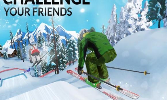 FRS Ski Cross Ekran Görüntüleri - 2