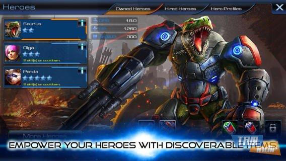 Galaxy Factions Ekran Görüntüleri - 1