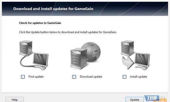 GameGain Ekran Görüntüleri - 1