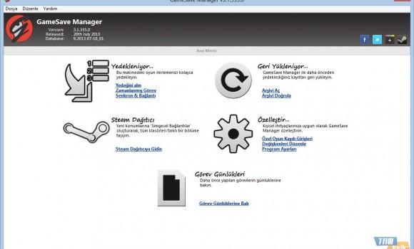 GameSave Manager Ekran Görüntüleri - 2