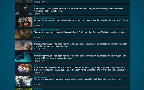 GameTrailers Ekran Görüntüleri - 3