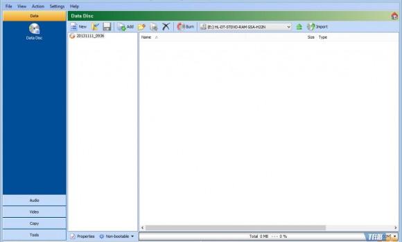 gBurner Ekran Görüntüleri - 6