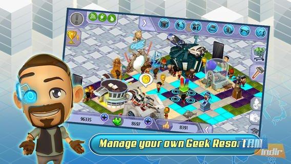 Geek Resort Ekran Görüntüleri - 5