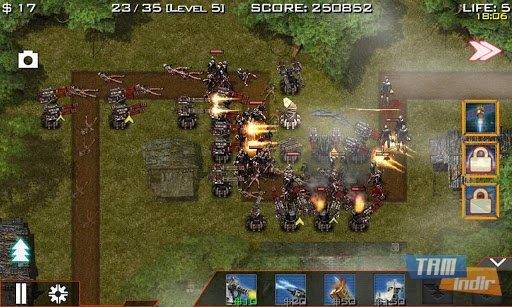 Global Defense: Zombie War Ekran Görüntüleri - 7