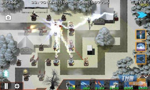 Global Defense: Zombie War Ekran Görüntüleri - 4