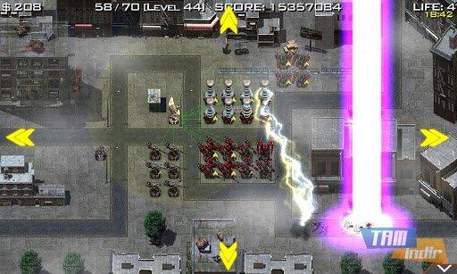 Global Defense: Zombie War Ekran Görüntüleri - 1