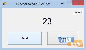 Global Word Count Ekran Görüntüleri - 1