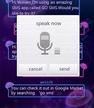 GO SMS Pro Ekran Görüntüleri - 2