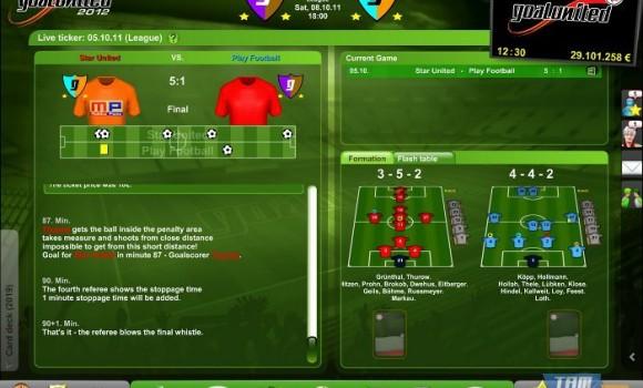 Goal United Ekran Görüntüleri - 1