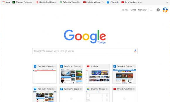 Google Chrome Ekran Görüntüleri - 4