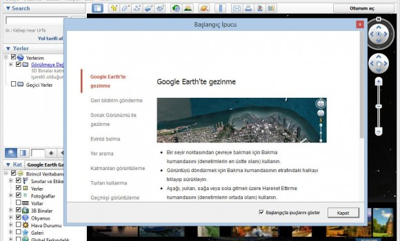 Google Earth Ekran Görüntüleri - 7