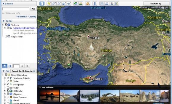 Google Earth Ekran Görüntüleri - 5