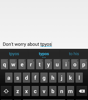 Google Keyboard Ekran Görüntüleri - 4