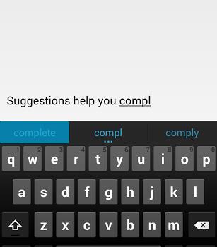 Google Keyboard Ekran Görüntüleri - 2