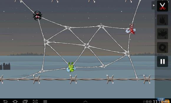 Greedy Spiders Free Ekran Görüntüleri - 7