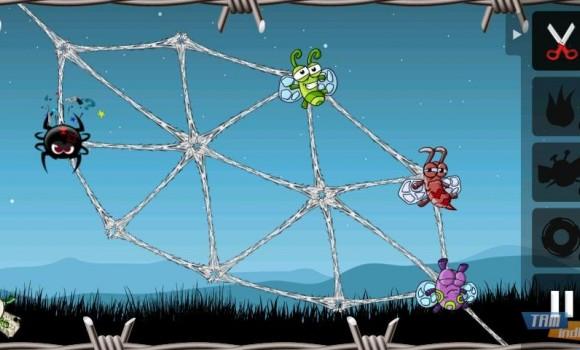 Greedy Spiders Free Ekran Görüntüleri - 5