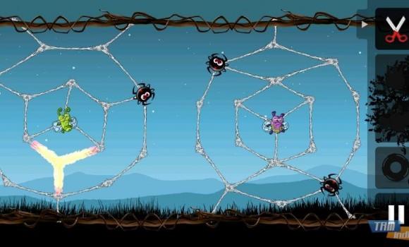 Greedy Spiders Free Ekran Görüntüleri - 4