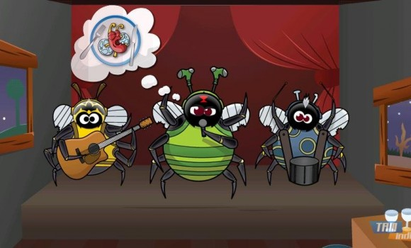 Greedy Spiders Free Ekran Görüntüleri - 3