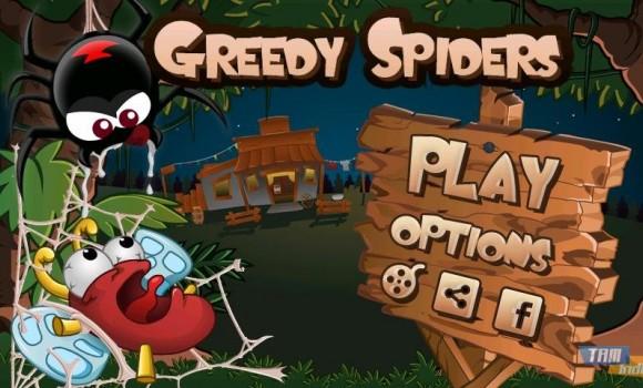 Greedy Spiders Free Ekran Görüntüleri - 2