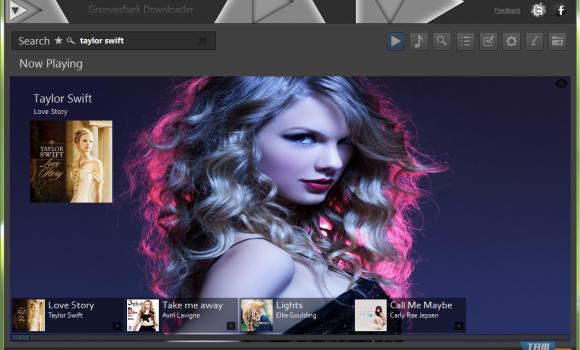 Grooveshark Downloader Ekran Görüntüleri - 4