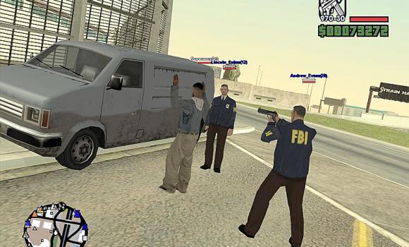 GTA San Andreas SA-MP Ekran Görüntüleri - 8