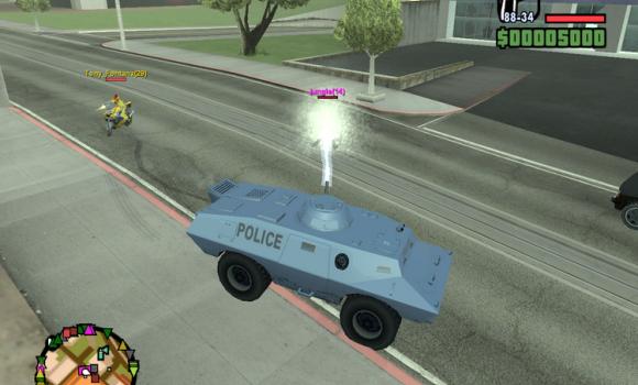 GTA San Andreas SA-MP Ekran Görüntüleri - 7
